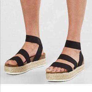 Steve Madden Kimmie espadrille platform sandals
